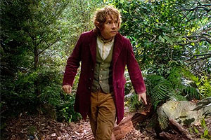 Birthday treat for Tolkien fan Charles: Sneak peek at 'The Hobbit'